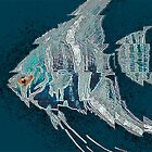 Angelfishy by blacknight