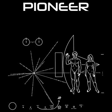 Pioneer Program - White Ink by Djidiouf