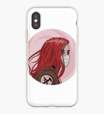 skin & earth en iPhone Case