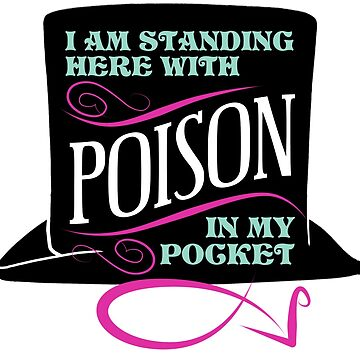 Poison In My Pocket by TylerMannArt