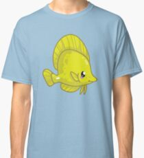 Yellow Tang Classic T-Shirt