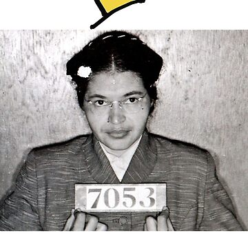 Crown Mug - Rosa Parks by LifeSince1987