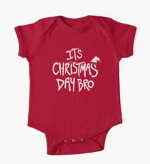 It's Christmas Day Bro Jake Paul Team 10 T-Shirt Kids Clothes