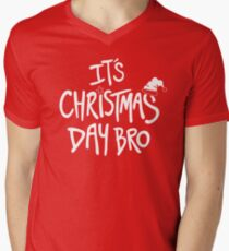 It's Christmas Day Bro Jake Paul Team 10 T-Shirt T-Shirt