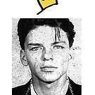 Crown Mug – Frank Sinatra by LifeSince1987