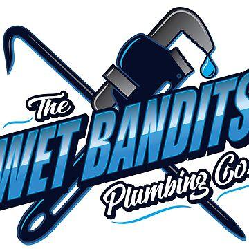 The Wet Bandits Plumbing by BrainSmash