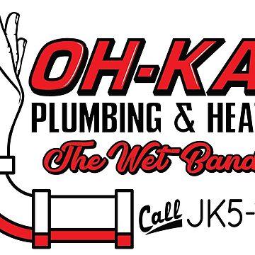 OK Plumbing Wet Bandits by BrainSmash