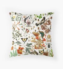 Biology 101 Throw Pillow