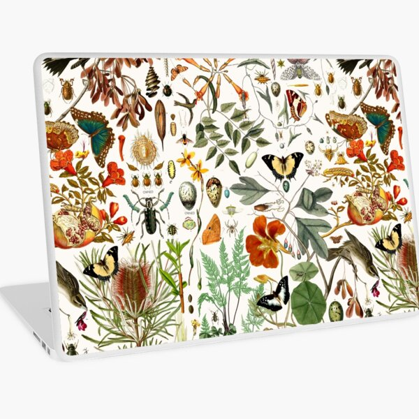 Biology 101 Laptop Skin