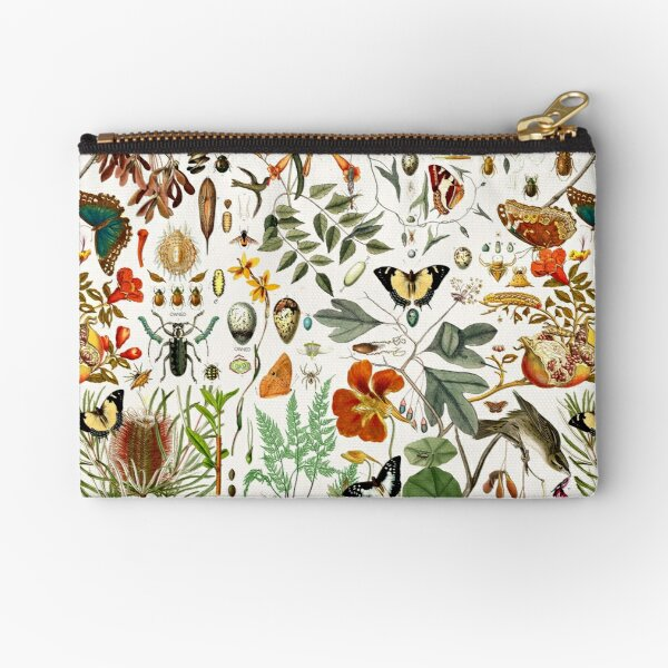 Biology 101 Zipper Pouch