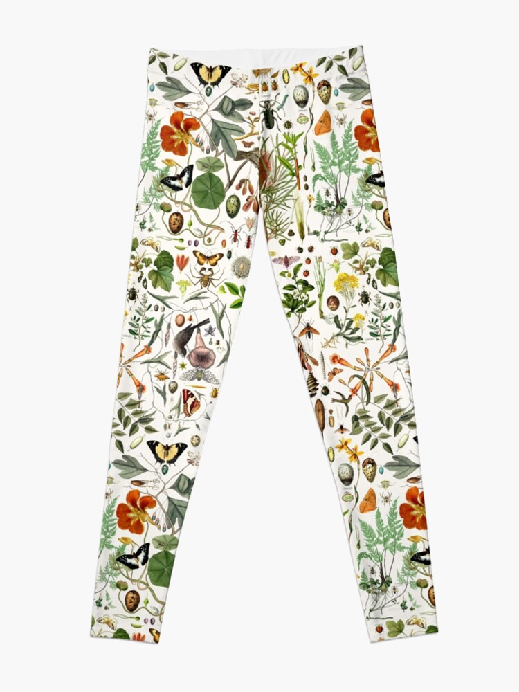 Alternate view of Biology 101 Leggings