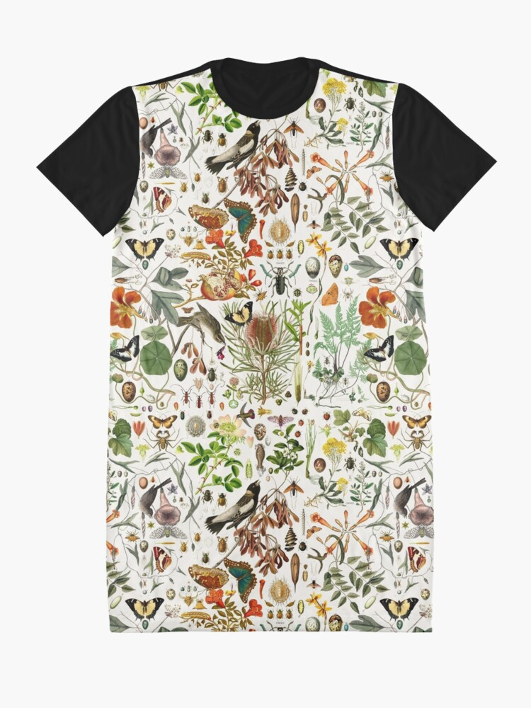 Alternate view of Biology 101 Graphic T-Shirt Dress