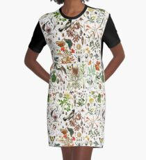 Biology 101 Graphic T-Shirt Dress