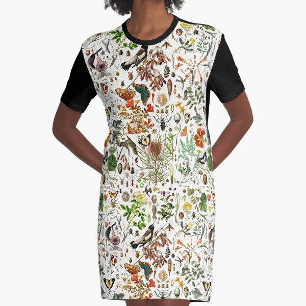 Biology 101 Graphic T-Shirt Dress