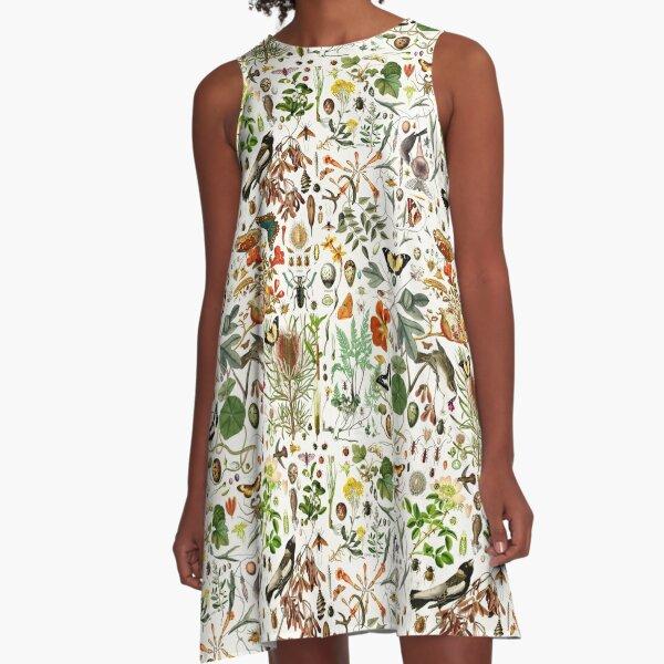 Biology 101 A-Line Dress