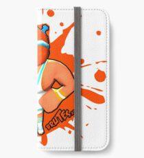Brutes.io (Gymbrute Baller Orange) iPhone Wallet/Case/Skin