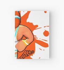 Brutes.io (Gymbrute Baller Orange) Hardcover Journal