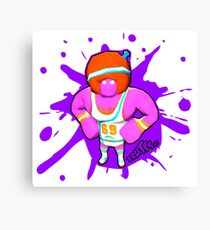 Brutes.io (Gymbrute Baller Pink) Canvas Print