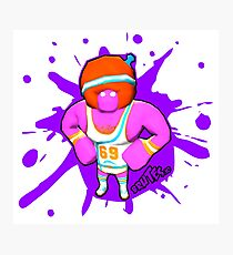 Brutes.io (Gymbrute Baller Pink) Photographic Print