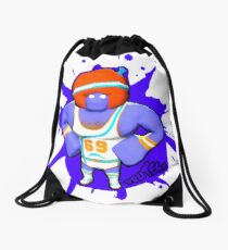 Brutes.io (Gymbrute Baller Purple) Drawstring Bag