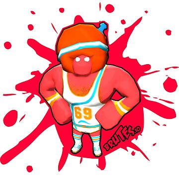 Brutes.io (Gymbrute Baller Red) by brutes