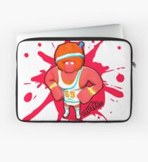 Brutes.io (Gymbrute Baller Red) Laptop Sleeve