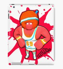 Brutes.io (Gymbrute Baller Red) iPad Case/Skin