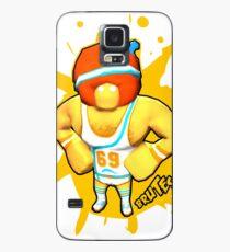 Brutes.io (Gymbrute Baller Yellow) Case/Skin for Samsung Galaxy