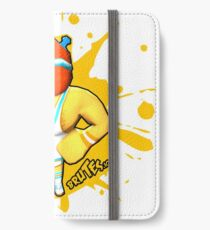 Brutes.io (Gymbrute Baller Yellow) iPhone Wallet/Case/Skin