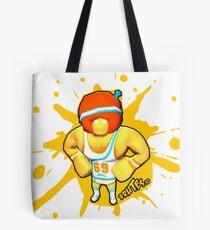 Brutes.io (Gymbrute Baller Yellow) Tote Bag