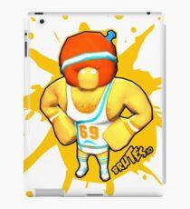 Brutes.io (Gymbrute Baller Yellow) iPad Case/Skin