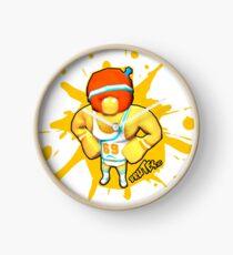Brutes.io (Gymbrute Baller Yellow) Clock
