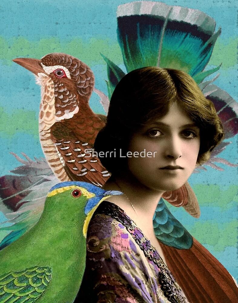 Birds of a Feather by Sherri Leeder