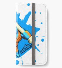 Brutes.io (Brute Caveman Blue) iPhone Wallet/Case/Skin