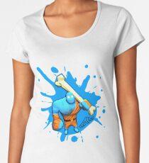 Brutes.io (Brute Caveman Blue) Women's Premium T-Shirt