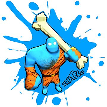 Brutes.io (Brute Caveman Blue) by brutes