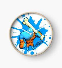Brutes.io (Brute Caveman Blue) Clock