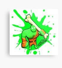 Brutes.io (Brute Caveman Green) Metal Print