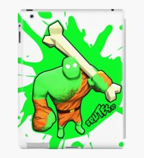 Brutes.io (Brute Caveman Green) iPad Case/Skin