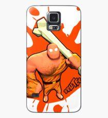 Brutes.io (Brute Caveman Orange) Case/Skin for Samsung Galaxy