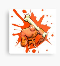 Brutes.io (Brute Caveman Orange) Metal Print