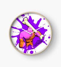Brutes.io (Brute Caveman Pink) Clock