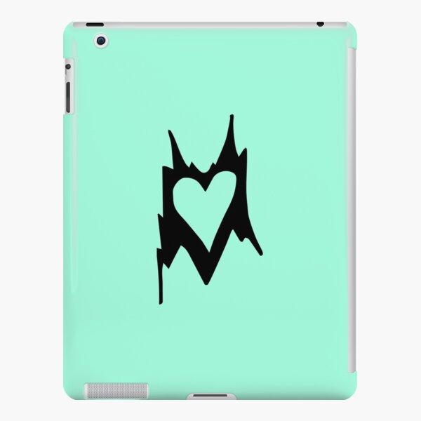 Abstract Heart Print iPad Snap Case
