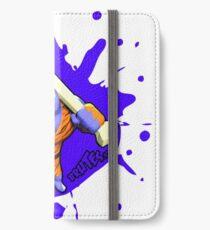 Brutes.io (Brute Caveman Purple) iPhone Wallet/Case/Skin