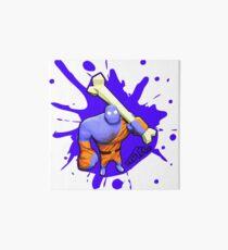 Brutes.io (Brute Caveman Purple) Art Board