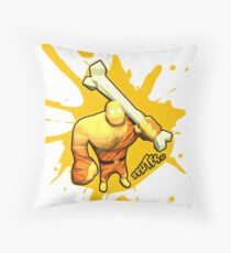 Brutes.io (Brute Caveman Yellow) Throw Pillow