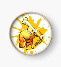 Brutes.io (Brute Caveman Yellow) Clock