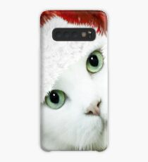 Wrapping Presents 101 for Cat Owners Case/Skin for Samsung Galaxy