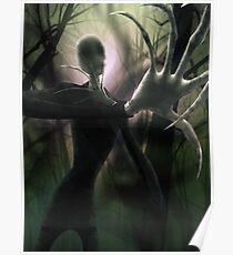 Him (the Slender Man) Poster