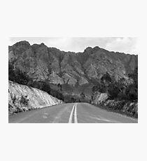 Tasmanian Southwest Wilderness Photographic Print